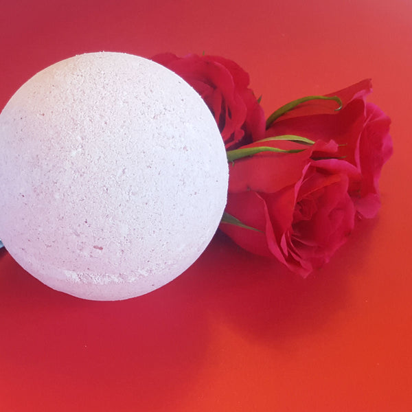Loving Rose - Original Ring Bath Bomb