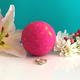 Tropical Frangipani - 925 Ring Bath Bomb