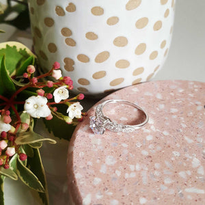 Silky Rose - 380g Ring Collection