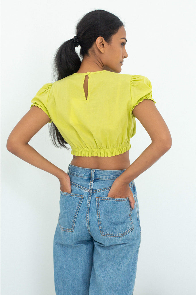 Lina Crop Top