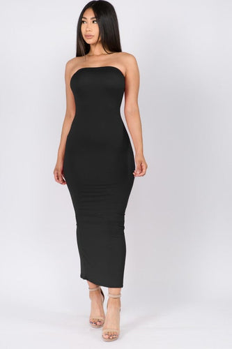 Bodycon Tube Dress
