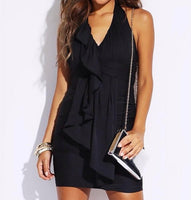 Girls night out dress -Black