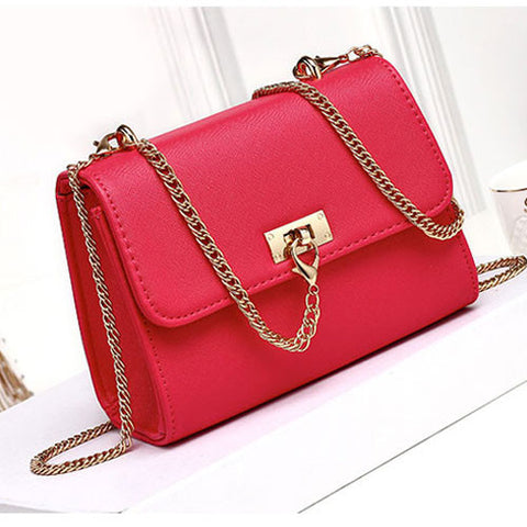 PU Leather Ladies Handbags
