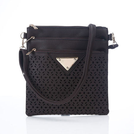 Hollow Out Crossbody Bag