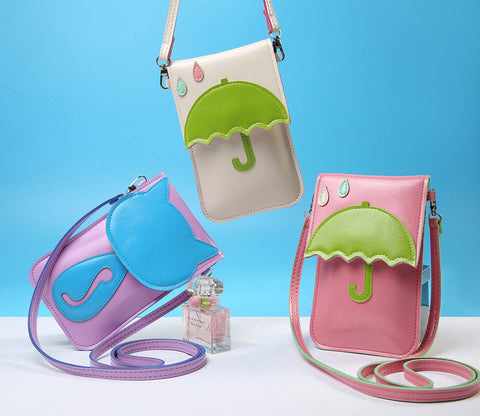 Square Mini Bags - DendiShop