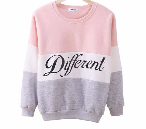 DIFFERENT Printed Sweatshirts - DendiShop