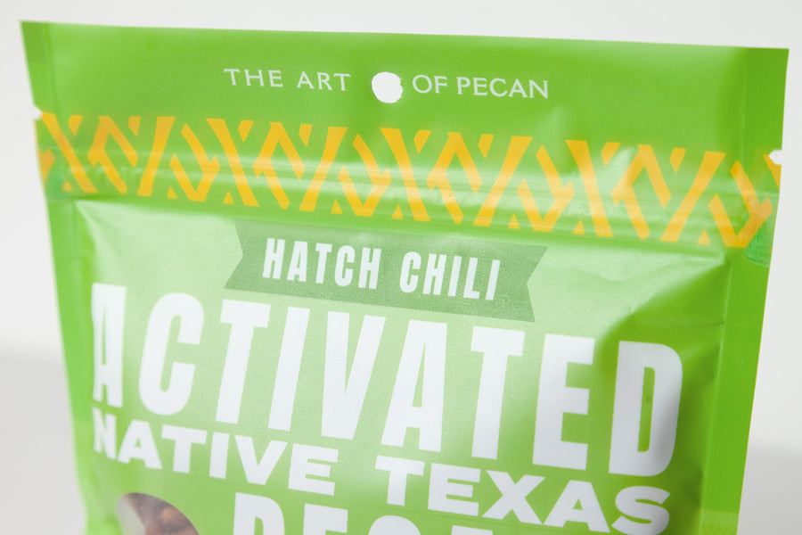Activated Native Texas Pecans