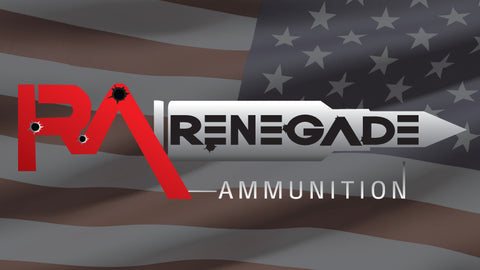 Renegade Ammunition #MOAG2018 vets mfg UDPE body armor