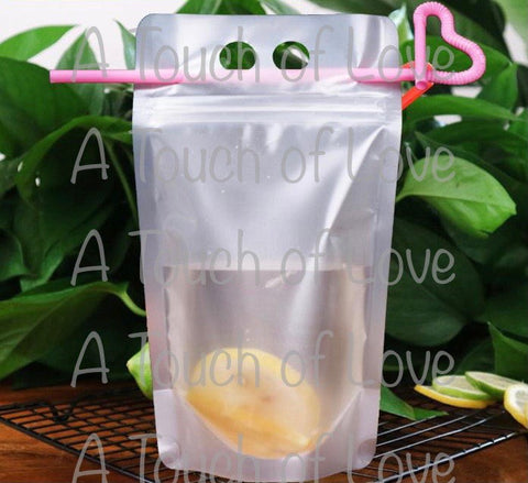Reusable Drink Pouch
