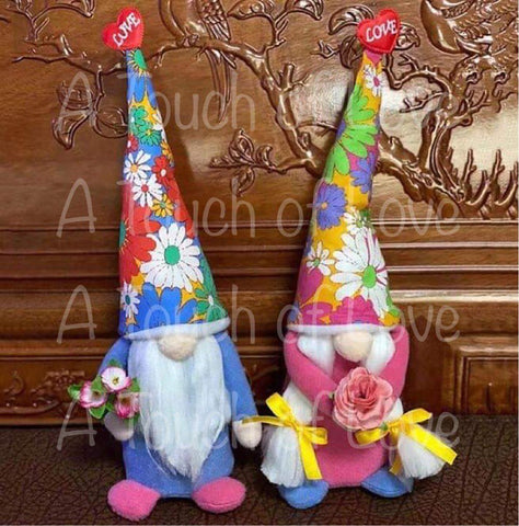 Floral Gnomes