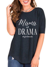Mama of Drama - Womens' Flowy Tee - The Kinsley Collection