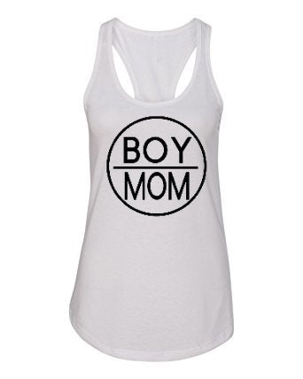Boy Mom Tank - The Kinsley Collection