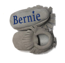 Monogrammed Moccasins - Presidential Custom Candidate