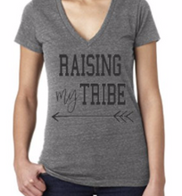 Raising My Tribe Women's Fit Tee - The Kinsley Collection