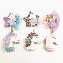 Unicorn Hair Clip/Barette - The Kinsley Collection