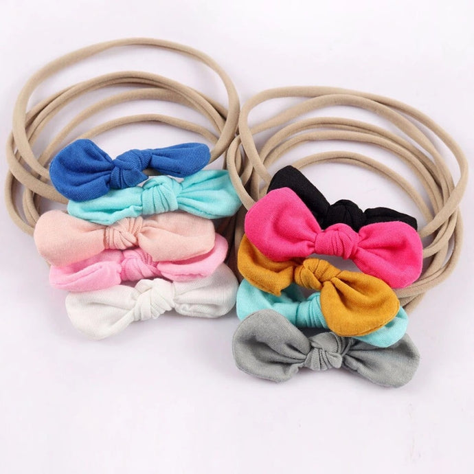 Lorelei Ribbon Headband Bow