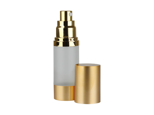 Gold/Frosted Airless Set