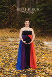 Hope Rainbow Gown