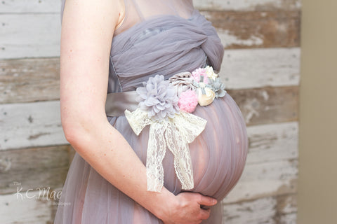 Kingston Maternity Sash