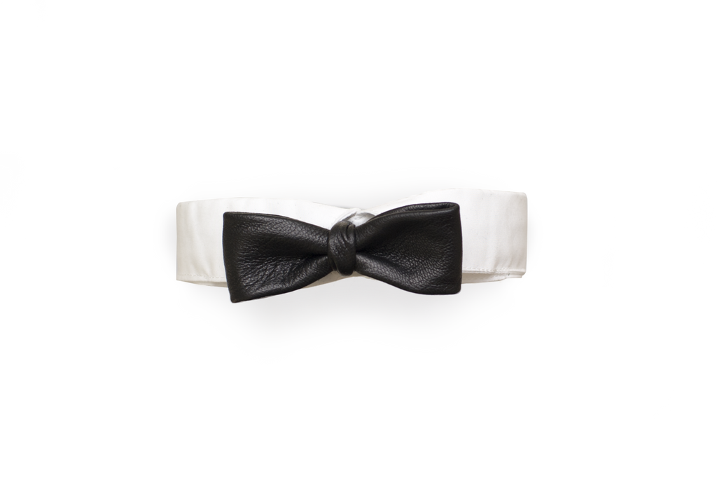DOG TUX BOW WOW TIE
