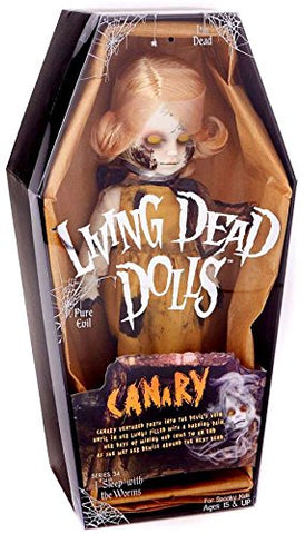 Living Dead Dolls Series 34 Canary