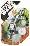 Star Wars 30th Anniversary Saga 2007 Legends Action Figure Wave 4 #25 Biker Scout