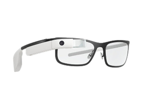Google Glass Frames (Cotton White)