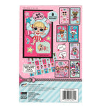 32 count LOL Surprise Doll Valentine Cards with Glitter Stickers