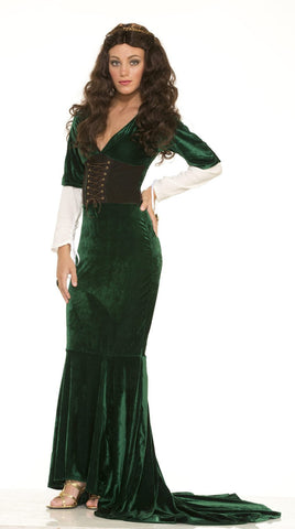 Womens Sexy Renaissance Dress Costume Standard Size 6-14