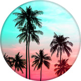PopSockets: Collapsible Grip & Stand for Phones and Tablets - Tropical Sunset
