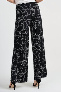 Wide Leg Pant Style 201184