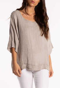 Linen Top Style 39182