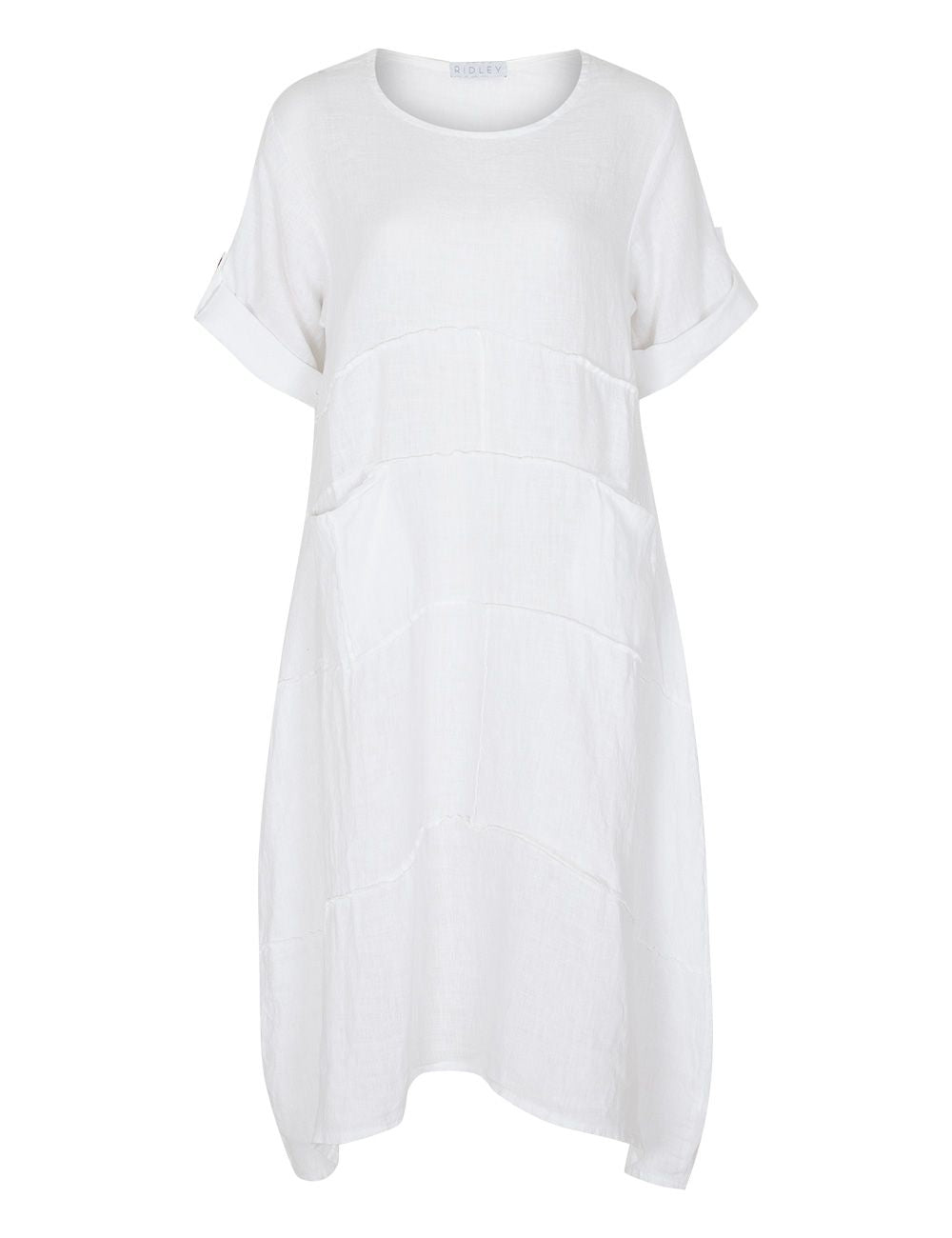 Come Together Linen Dress