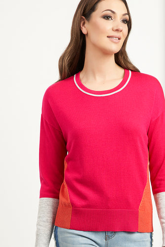 Colour By Numbers Sweater