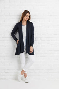 Living Large Swing Cardi