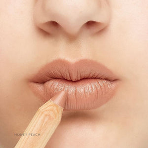 Luk Lipstick Crayon in Honey Peach