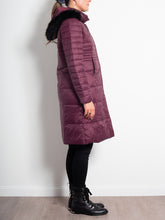 On Top Feather Down Puffer Jacket - Long Length OT212