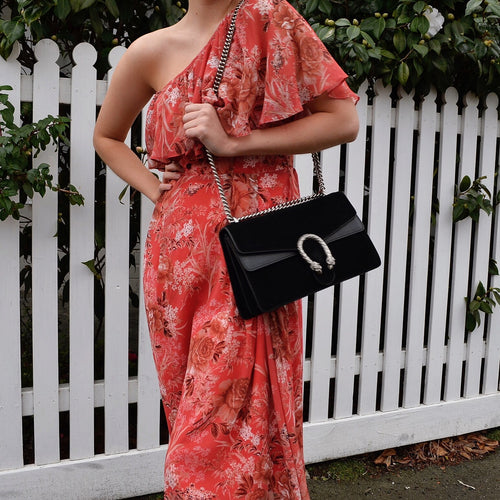 Sun Shower Midi Dress
