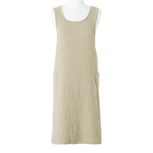Empreinte French Linen Pinafore Apron