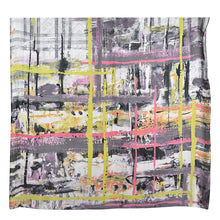 Black: Picaso Art Scarf