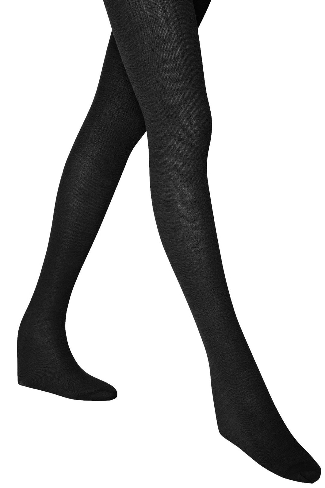 Lila Opaque Tights
