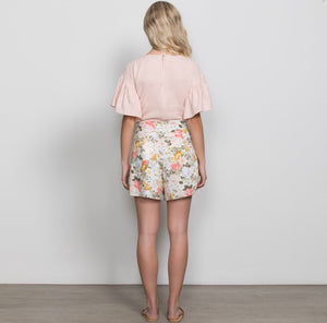 Vintage Bloom Shorts