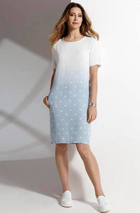 Soft Spot Tencel Cocoon Dress
