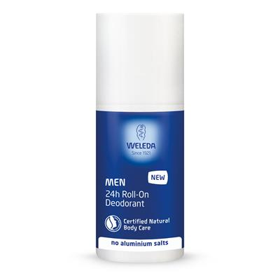Weleda Men 24hr Roll-On Deodorant 50ml