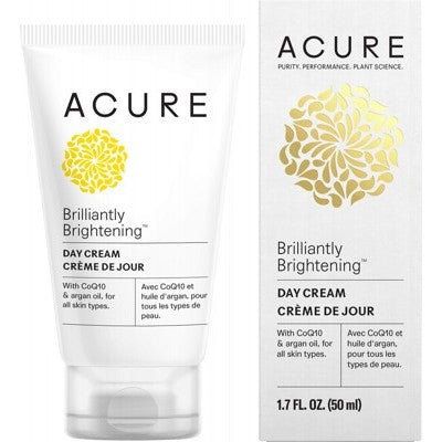ACURE Brilliantly Brightening Day Cream - 50ml