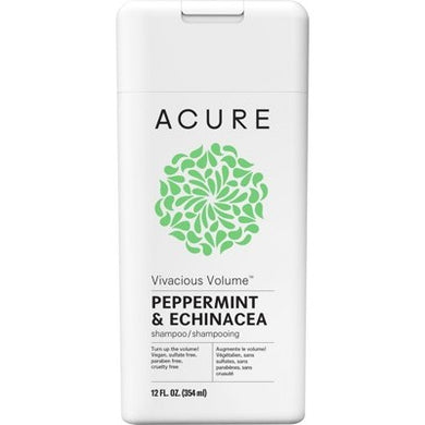 ACURE Vivacious Volume Shampoo - Peppermint - 354ml