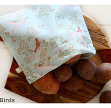 4MYEARTH Food Bag - Love Birds - 25x20cm