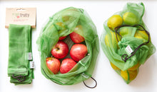 FRUITY SACKS Reusable Fruit & Veg Shopping Bags 3