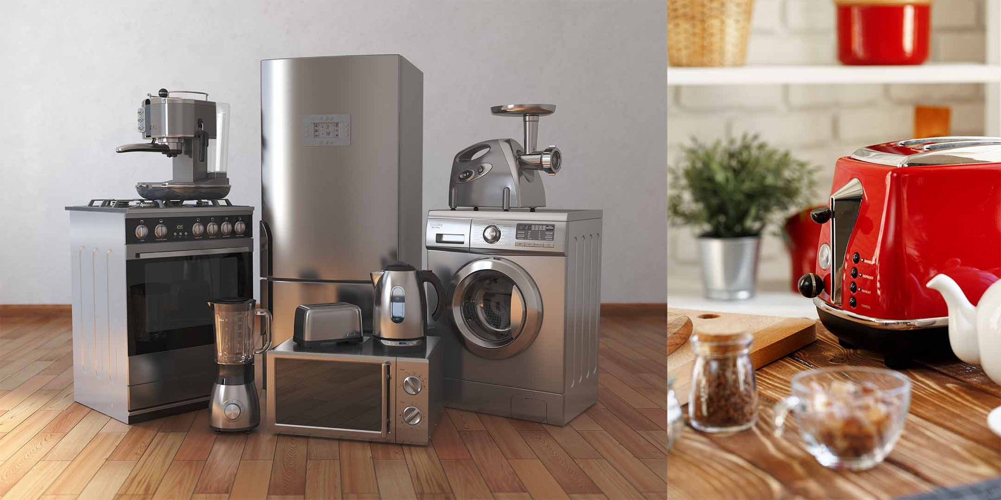 The Best Presents for Foodies- Medium Sized Kitchen Appliances