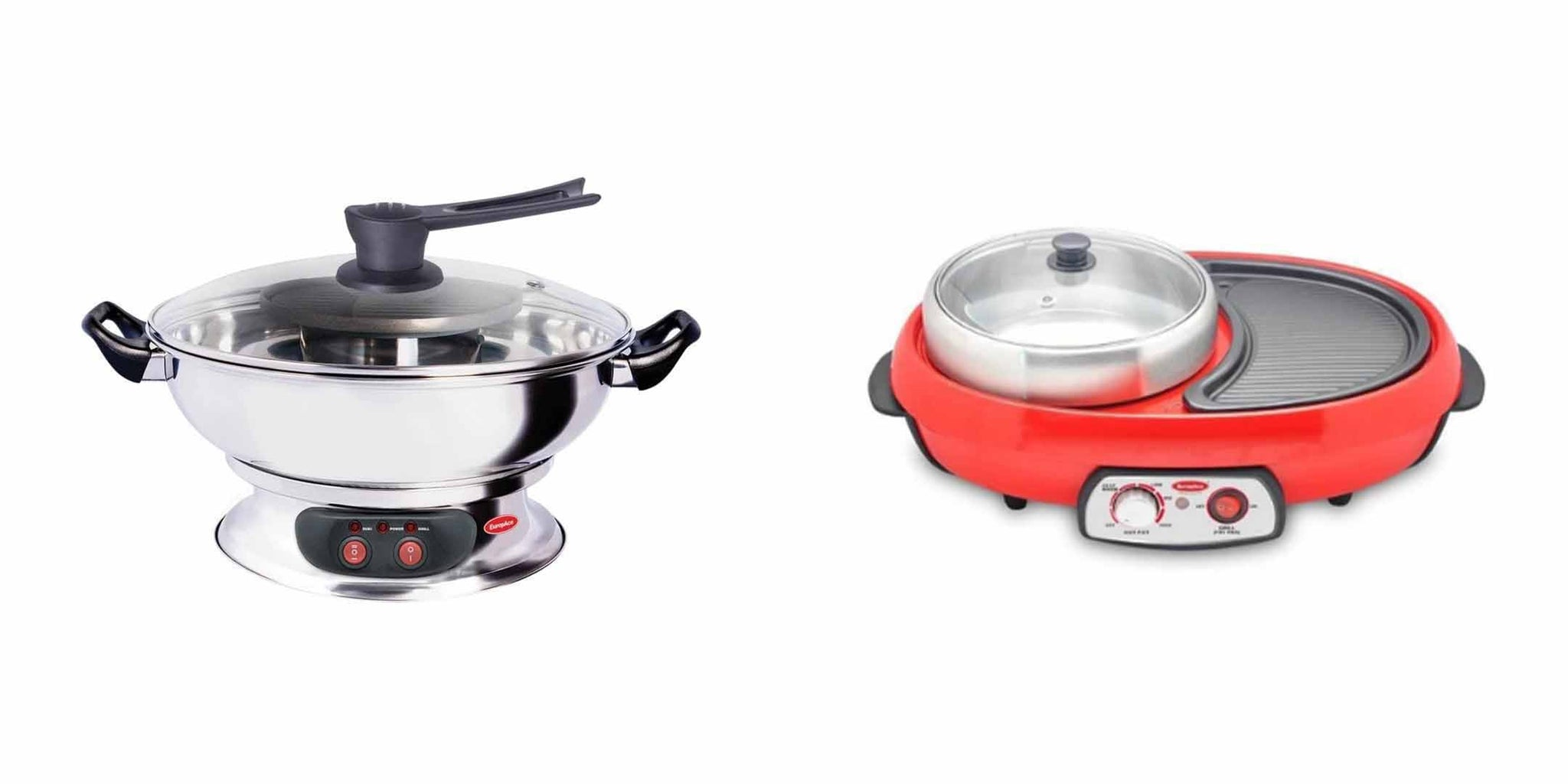 Steamboat and Barbecue Grill